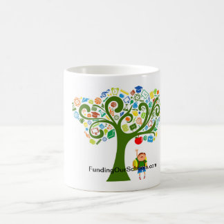 FundingOurSchools.com Classic School Mug