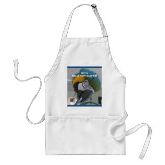 Fundraising Designs Featuring Loo Adult Apron