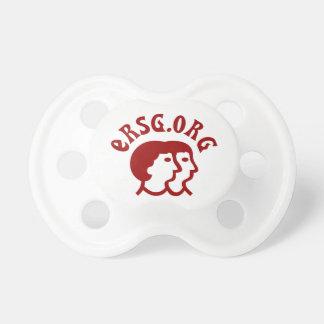 Fundraising merchandise BooginHead pacifier