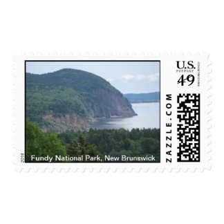 Fundy National Park Stamps