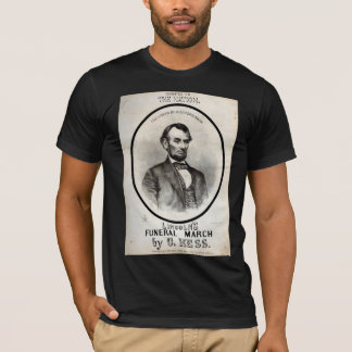 Funeral - Abraham Lincoln T-Shirt