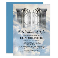 Funeral Celebration of Life | Gates of Heaven