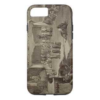 Funeral Ceremony in the Ruins at Akhaltchi, Dagest iPhone 8/7 Case