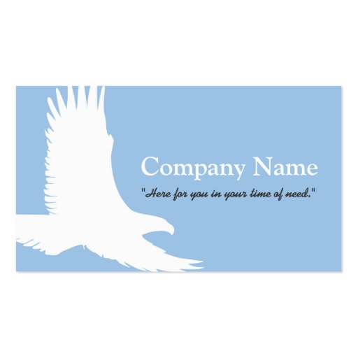 Funeral Director Business Card Zazzle
