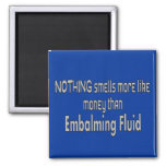 Funeral Director/Mortician & Embalmer Gifts Refrigerator Magnets