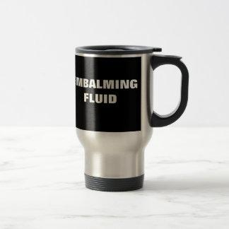 Funeral Director Mortician Funny black Travel Mug