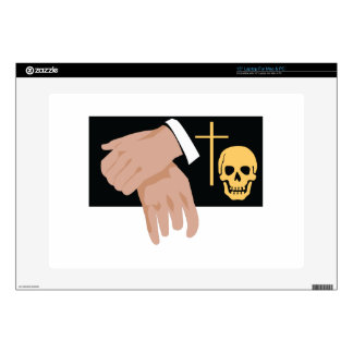 Funeral Director Skin For Laptop