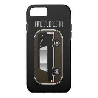 Funeral DirectoriPhone 7 case Hearse Design