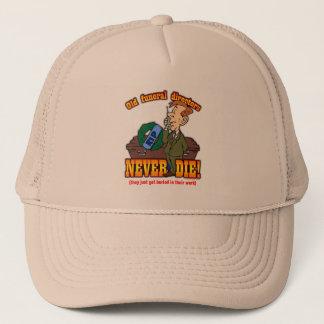 Funeral Directors Trucker Hat