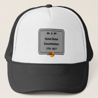 Funeral For A Country Trucker Hat