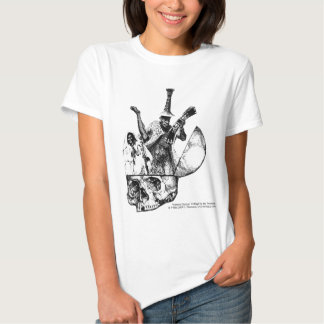 Funeral Games Baby Doll Tee