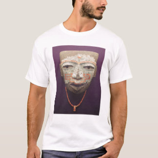 Funeral mask from Teotihuacan T-Shirt