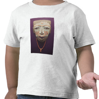 Funeral mask from Teotihuacan Tshirts