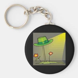 Funeral Of A Leprechaun Keychain