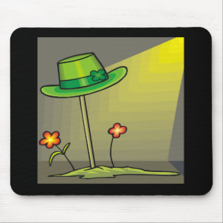 Funeral Of A Leprechaun Mouse Pad