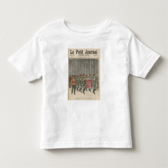 Funeral of Albert Victor  Duke of Clarence Toddler T-shirt