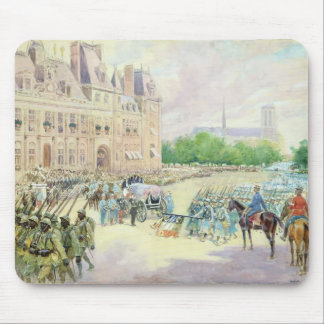 Funeral of General Joseph Gallieni  1916 Mouse Pad