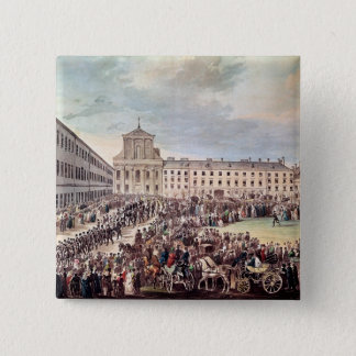 Funeral of Ludwig van Beethoven  in Vienna Button