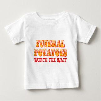 Funeral Potatoes Worth The Wait T-shirt