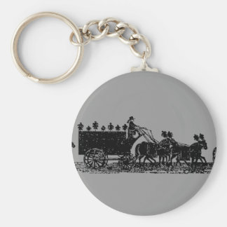 Funeral Procession Keychain