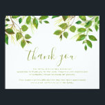 "Funeral Thank You Note | Behreavement Invitation<br><div class=""desc"">Funeral thank you note on a flat invitation card is a simple way to thank those that showed you comfort during your time of behreavement.</div>"