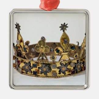 Funerary crown of Philippe of France  1404 Christmas Ornament