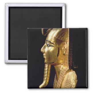 Funerary mask of Psusennes I Magnet