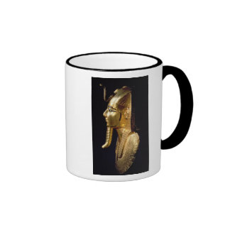 Funerary mask of Psusennes I Coffee Mugs