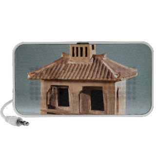 Funerary model of a house, Han Dynasty iPhone Speaker