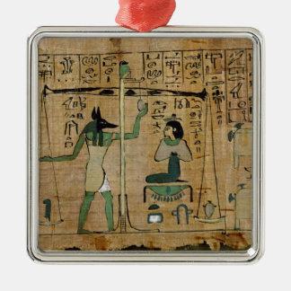 Funerary papyrus of Djedkhonsouefankh Metal Ornament