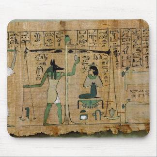 Funerary papyrus of Djedkhonsouefankh Mouse Pad