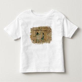 Funerary papyrus of Djedkhonsouefankh Toddler T-shirt