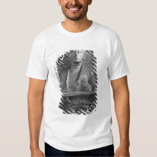 Funerary relief of Athenourou, from Palmyra T-Shirt