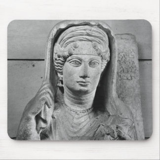 Funerary relief of mother and child from mouse pad