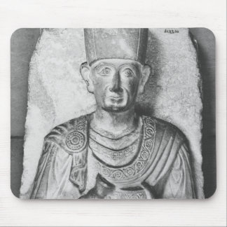 Funerary relief of Zabdale, from Palmyra, Syria Mouse Pad