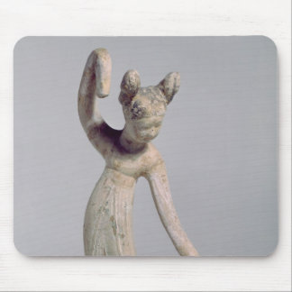 Funerary statue of a dancer, Tang Dynasty Mousepad