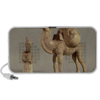 Funerary statuettes of a laden camel portable speakers