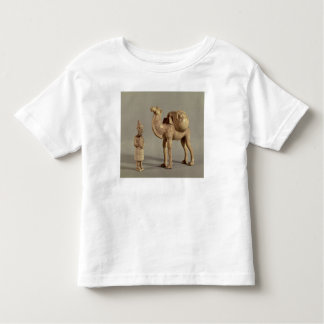 Funerary statuettes of a laden camel tshirt