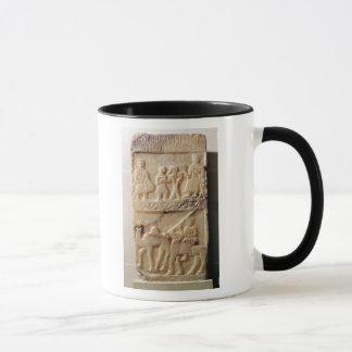 Funerary stela, from Yemen Mug