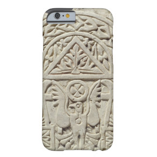 Funerary stela with a dove or eagle, 8th-9th centu barely there iPhone 6 case