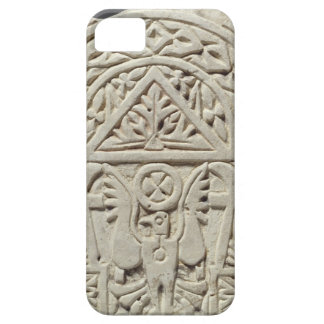 Funerary stela with a dove or eagle, 8th-9th centu iPhone SE/5/5s case