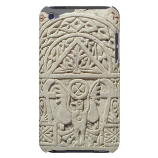 Funerary stela with a dove or eagle, 8th-9th centu iPod touch case