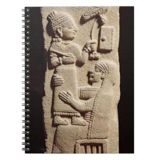 Funerary stele of the scribe Tarhunpijas, Neo-Hitt Notebook