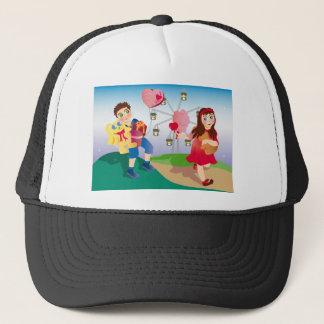 Funfair Love Trucker Hat