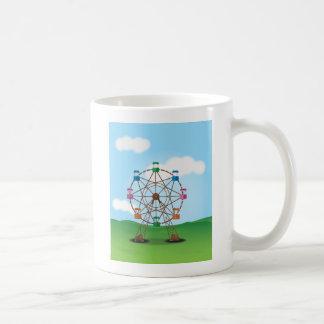 Funfair Wheel Coffee Mug