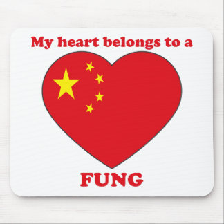 Fung Mouse Pad