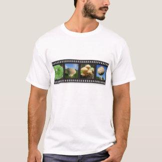 Fungi filmstrip shirt