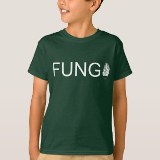 fungi (fun guy) joke pun silly mushroom fungus T-Shirt
