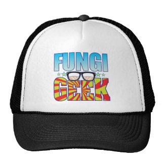 Fungi Geek v4 Trucker Hat