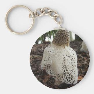 Fungi Keychain